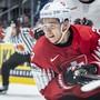 Philipp Kuraschew könnte zu seinem Debüt in der NHL kommen