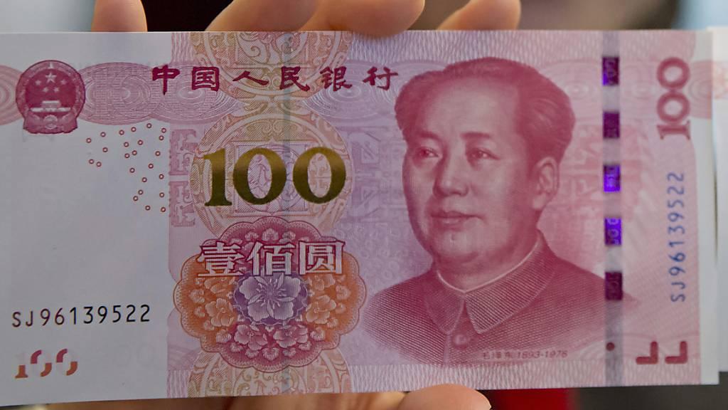 Die Bank of China hat von den Schweizer Behörden die Bewilligung für den Betrieb einer Filiale in Genf erhalten. (Symbolbild)