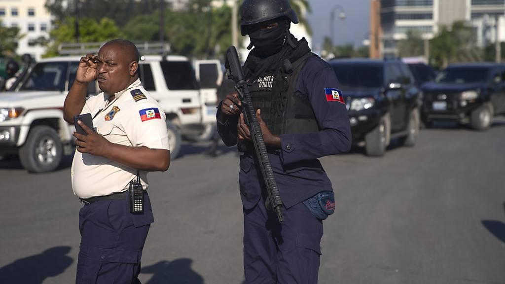 Medien: US-Missionare in Haiti entführt