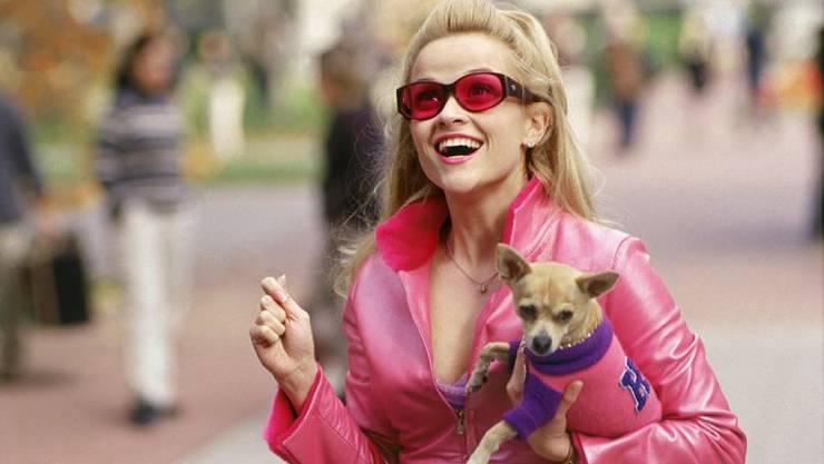 """Reese Witherspoon 2001 als geniale Tussi Elle Wood in """"Legally Blond"""". Es wäre Zeit für ein zweites Sequel, findet sie. (Handout)"""