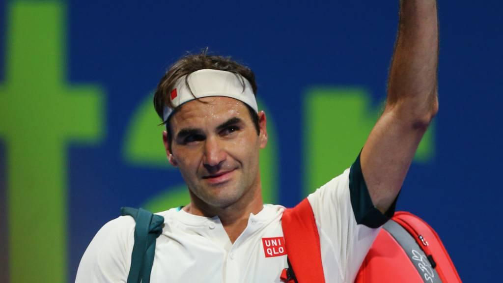 Federer bestreitet Geneva Open und Roland Garros