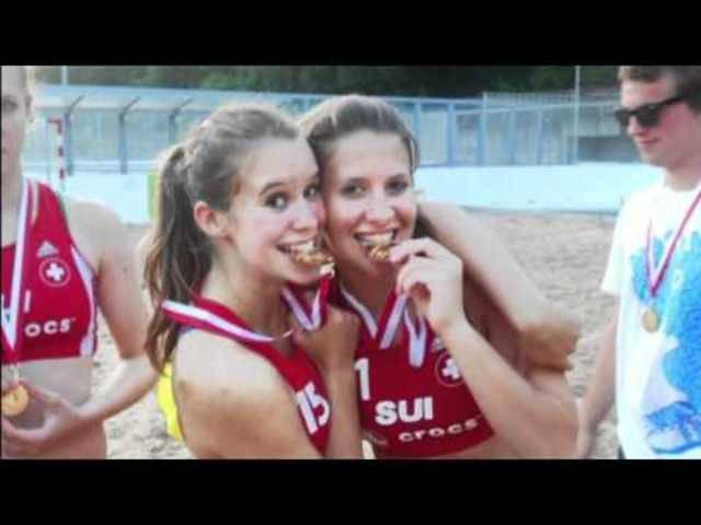 Motivations-Video von Sven Kunz: Adrian Stern, Steffi Bucheli, Ueli Maurer und andere Promis wünschen dem Junioren-Nationalteam der Beachhandballer Glück