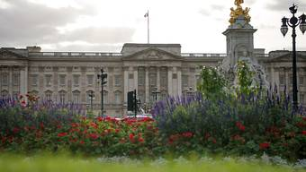 ARCHIV - Blick auf den Buckingham Palast in London. Die fehlenden Einnahmen könnten mehrere Hundert Angestellte der königlichen Paläste den Job kosten. Foto: Monika Skolimowska/dpa-Zentralbild/dpa