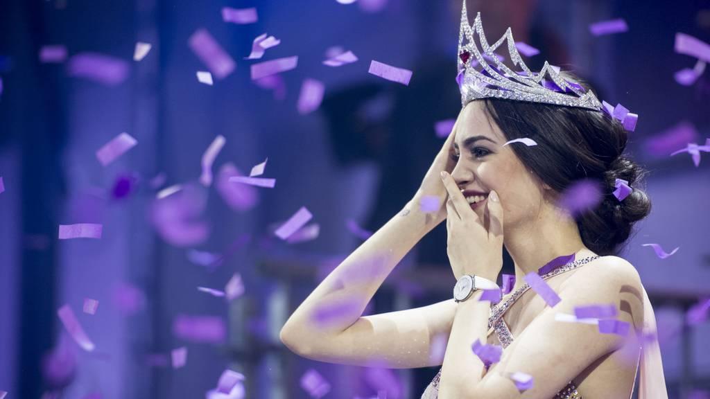 Jastina Doreen Riederer aus Spreitenbach ist Miss Schweiz 2018