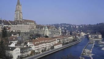 Schweiz als Auswanderer-Traum: Blick auf die Berner Altstadt (Archiv)