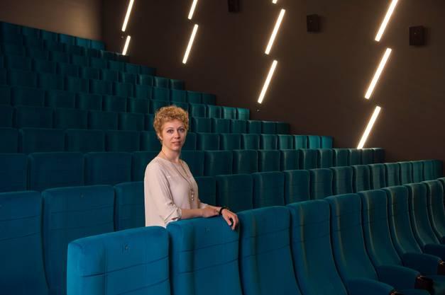 Geschäftsführerin Alexandra Sterk hat für ihr Kino noch kein Geld gesehen. (Archivbild: Alex Spichale)