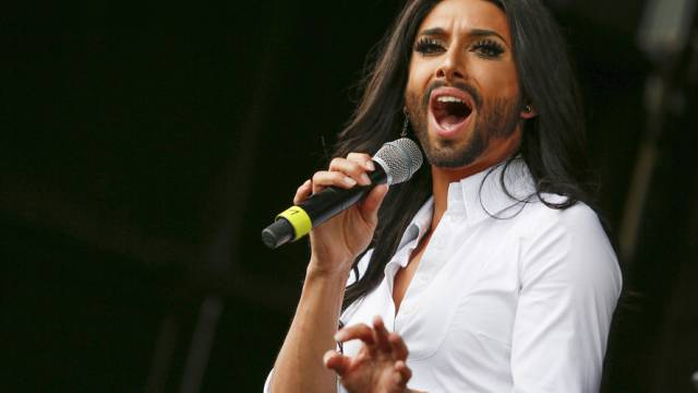 Singt der EU das Lied von der Toleranz: Conchita Wurst (Archiv)