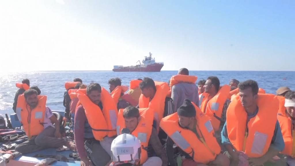 Umgang der EU-Staaten mit Bootsmigranten «unwürdig»