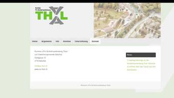 Kontaktadresse ist die Balsthaler Gemeindeverwaltung.