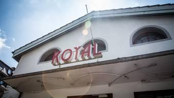 Der Name Royal erinnert auch an die früheren Zeiten als ältestes Badener Kinohaus. (Archiv)
