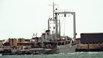 Franzosen versuchen, die Konkurrenz aus Grossbritannien mit rabiaten Mitteln davon abzuhalten, vor der Küste der Normandie Jakobsmuscheln zu fangen. (Symbolbild)