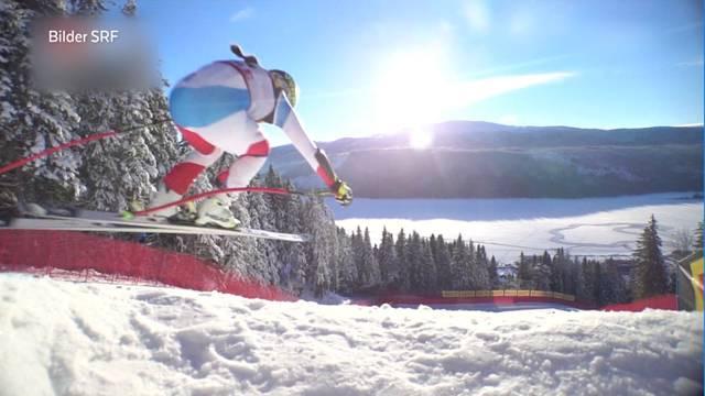 Erste Medaille an Ski-WM für die Schweiz