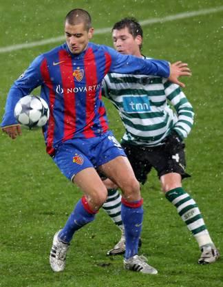 Eren Derdiyok (FC Basel/Schweiz)