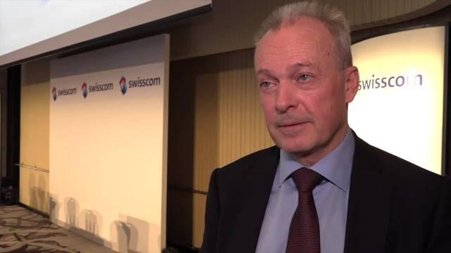 Swisscom-CEO: «Wir kämen mit einer Fusion Sunrise-UPC gut zurecht»