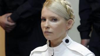 Die ukrainische Politikerin Julia Timoschenko (Archiv)