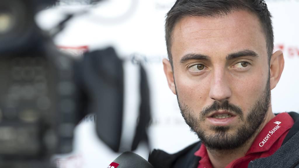 Josip Drmic freut sich, auch nächste Saison in Kroatien zu spielen