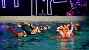 Synchronschwimmen Schwimmclub