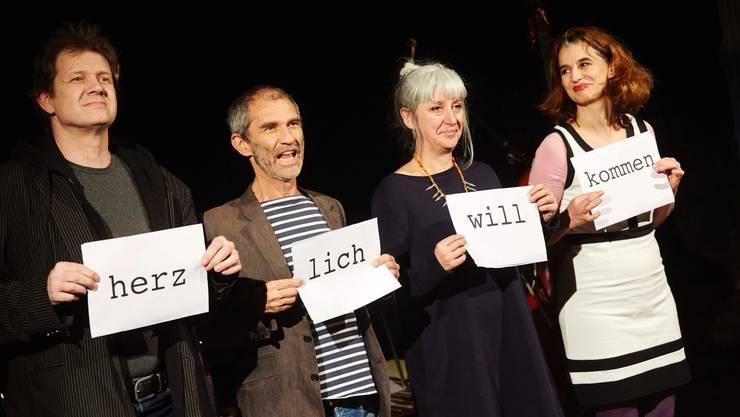 Nina-Theater eröffnet am 23. September die Saison im Schwager Theater.