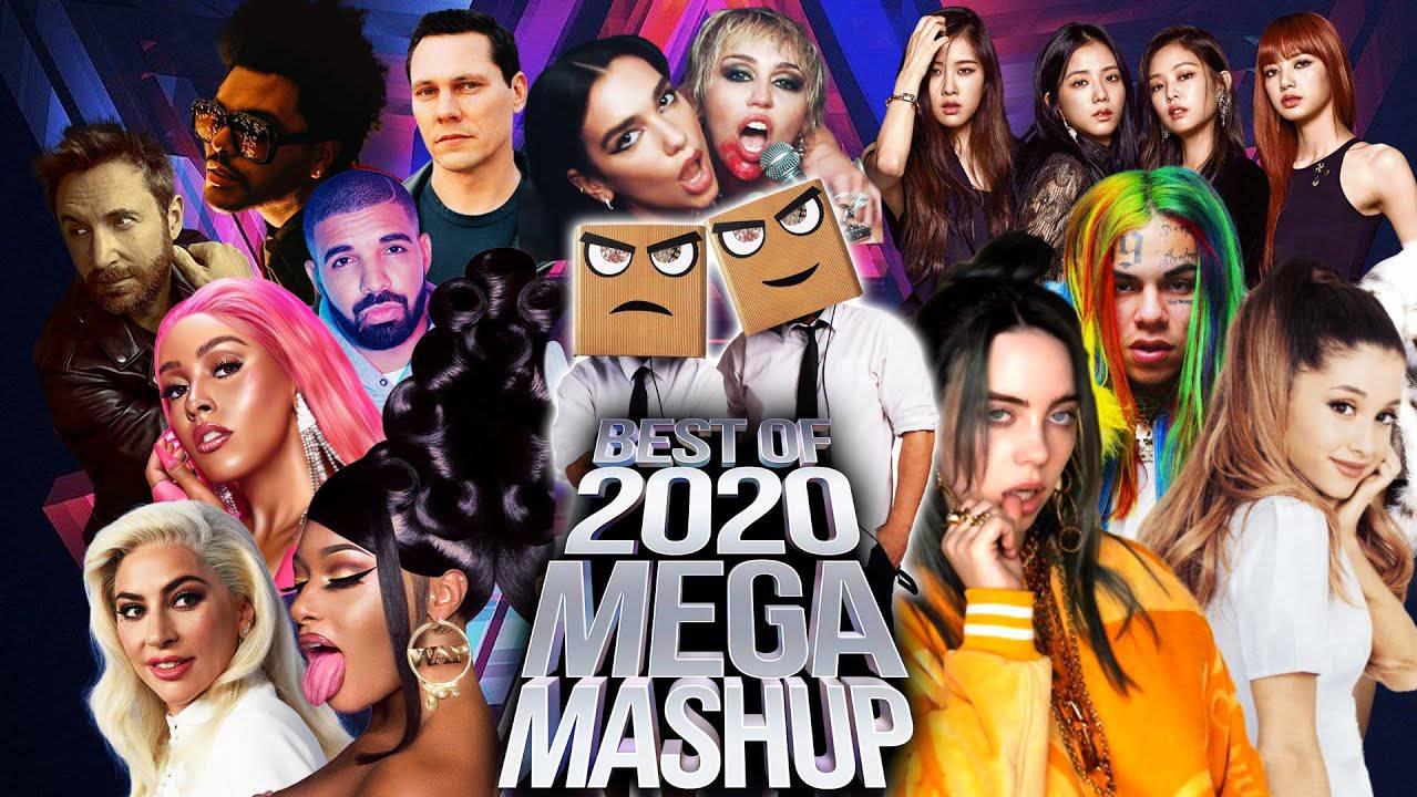DJsFromMars Mashup 2020