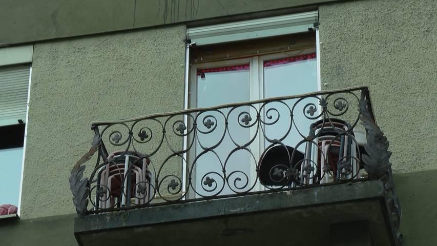 Schon wieder: Mann stürzt im Niederdorf aus Bordell-Fenster in den Tod