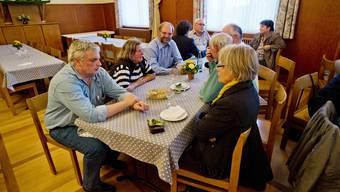 «az in der Beiz» zu Gast in Homberg
