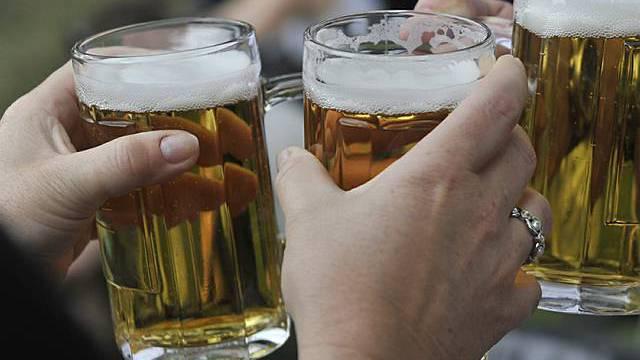 Schützengarten setzt mehr Bier ab als je zuvor (Archiv)