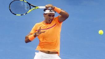In der Krise: Rafael Nadal scheiterte auch in Peking wieder früh