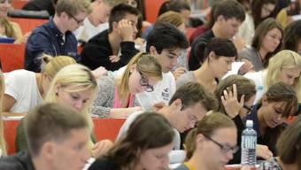 Österreich und Belgien haben deshalb 2006 Quoten für EU-Studenten eingeführt. (Symbolbild)