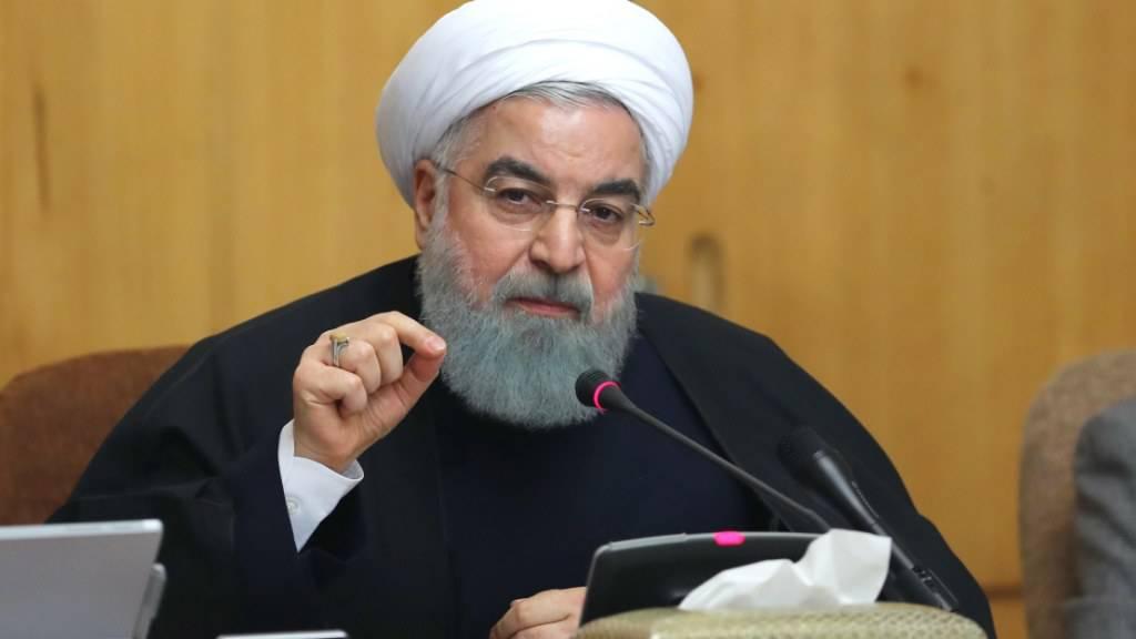 Ruhani spricht sich für Referendum im Iran aus