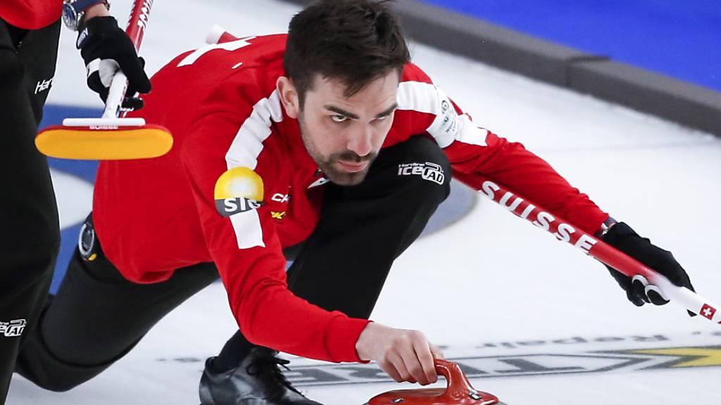 Genfer Curler haben Olympia-Platz in Griffnähe