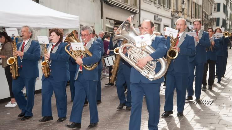 Die Stadtmusik Grenchen