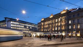 Die Grossbanken UBS und Credit Suisse dürften solide Halbjahresabschlüsse vorweisen.