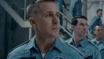 """Ryan Gosling als Astronaut Neil Armstrong in Damien Chazelles Film """"First Man"""", der am 29. August das Filmfestival Venedig eröffnet. (Pressebild)"""