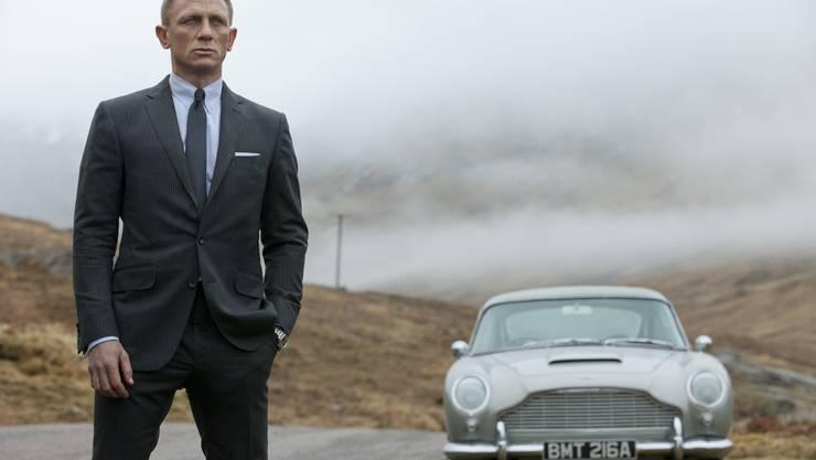 James Bond-Schauspieler Daniel Craig soll auf die Kryolipolyse schwören.