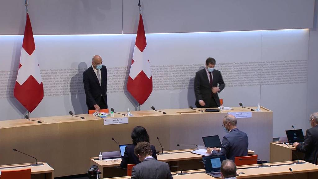 Maske ab: Bundesrat lockert massiv