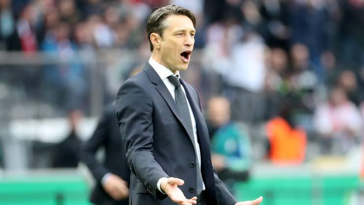 Niko Kovac darf wohl beim FC Bayern bleiben.