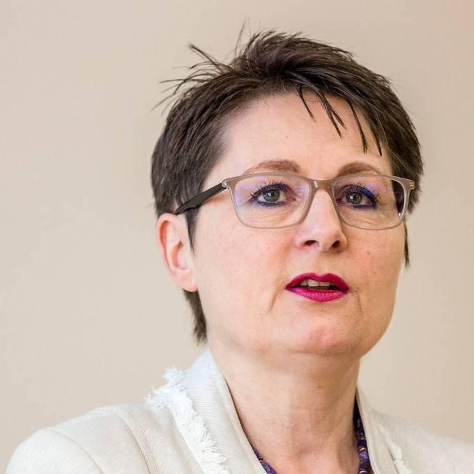 Fall Franziska Roth: Regierungsrätin wird vor Ultimatum gestellt