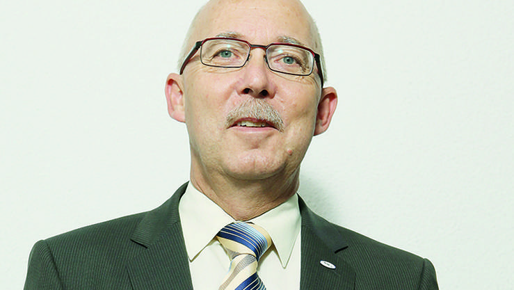 AIHK-Geschäftsleiter Peter Lüscher.