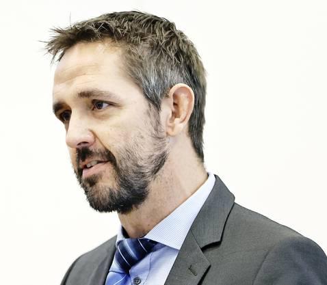 Ralf Bucher, Geschäftsführer Bauernverband Aargau