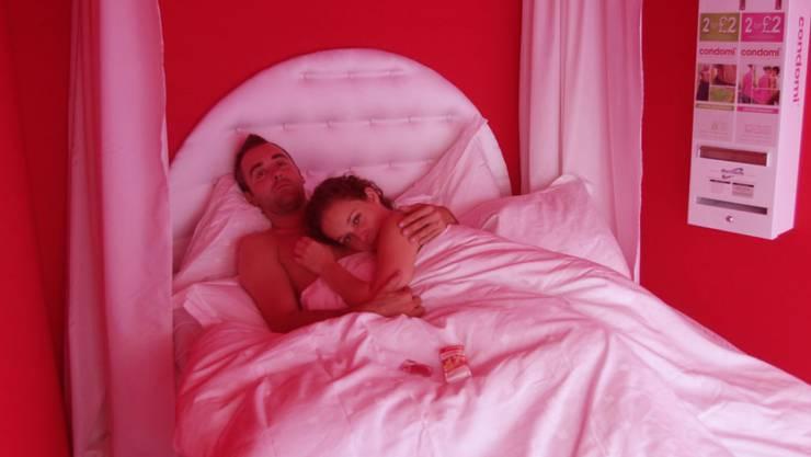 Der Paar-Schlaf trägt laut einer Studie zur Kreativität bei. (Archivbild)