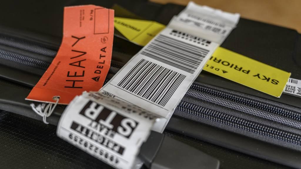 Gepäck Label RFID Chip