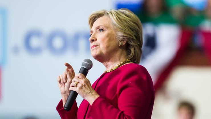 Wikileaks hat Auszüge aus angeblichen Reden der Demokratin Hillary Clinton veröffentlicht.