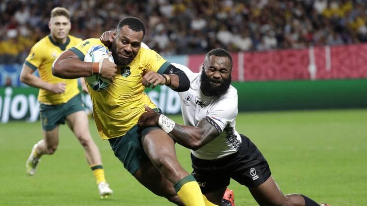 Der Klassiker begeistert die Massen: Wenn Australien gegen die Fidschiinseln spielt, stehen die eingefleischten Rugbyfans liebend gerne früher auf.