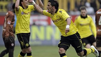 Barrios führte den BVB einen Schritt weiter Richtung Meistertitel