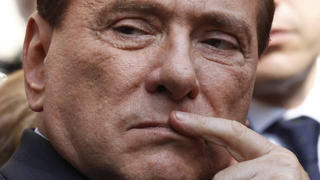 Schwere Blamage: Ex-Regierungschef Silvio Berlusconi (Archiv)