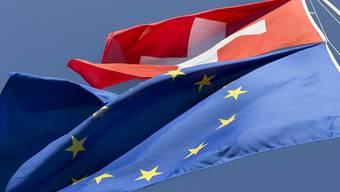 53 Prozent der Befragten sind für die Aufrechterhaltung der Personenfreizügigkeit mit der EU - aber mit bestimmten Einschränkungen. (Symbolbild)