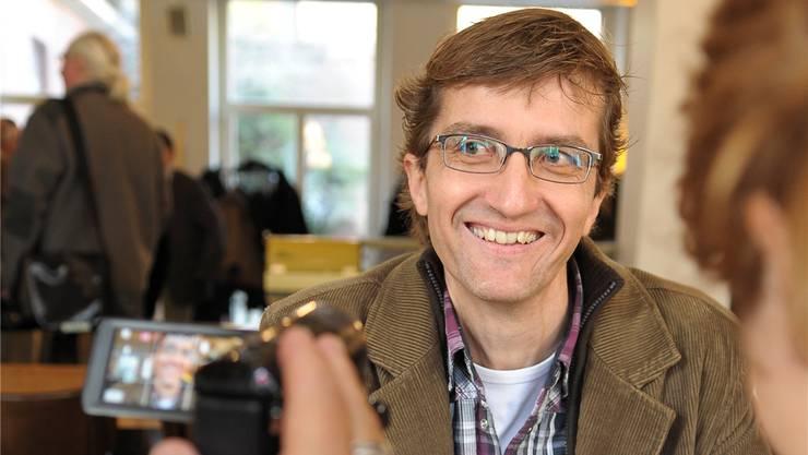 Roger Sigrist holte bereits im Jahr 2009 den ersten Preis.Martin Töngi