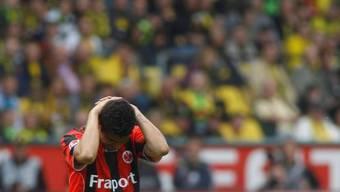 Frankfurt steigt in die 2. Bundesliga ab