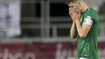 Auch Topskorer Cédric Itten konnte in den letzten Spielen das Ruder nicht mehr herumreissen