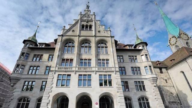 Stadthaus in Zürich (Archiv)